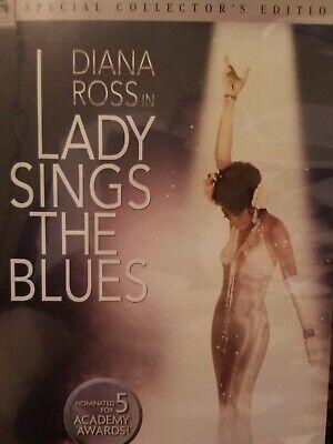 Lady Sings The Blues DVD Diana Ross, Billy Dee Williams 1972 (Billy Dee Williams Lady Sings The Blues)