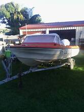 a project boat needs new engine Mackay Mackay City Preview