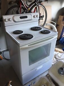 Kitchen Aid Electric Convection Stove