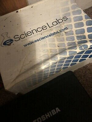 Introduction To Biology Escience Lab Kit. None Of Materials Have Been Used.
