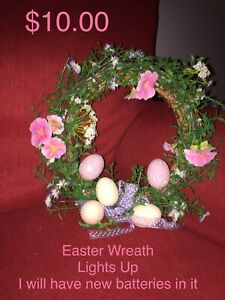 Easter Decoration that Light Up