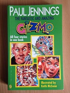 The Fantastic and Amazing Gizmo 4 in 1 book Mount Torrens Adelaide Hills Preview