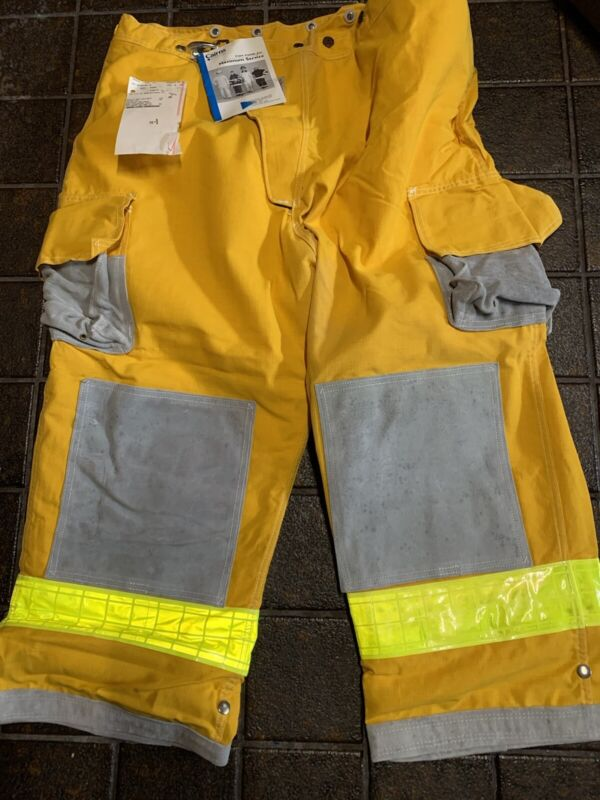 Cairns Firefighting Turnout Pants. 1995 w/ tags, never used. Size 46w 26l