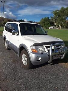 2004 Mitsubishi Pajero Wagon Alice Springs Alice Springs Area Preview