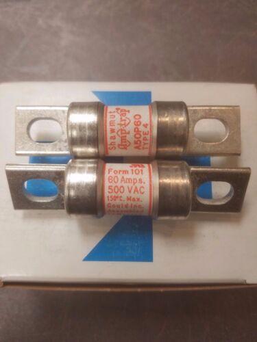 GOULD SHAWMUT AMP-TRAP A50P60 TYPE 4 FUSE
