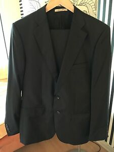 Zara Suit Jacket + Trousers wore once like new