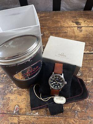 OMEGA Dynamic Men's Black Watch - 5240.50.00