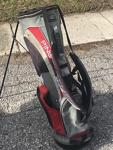 PING CRAZ-E-LITE GOLF BAG