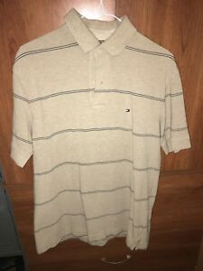 Men's medium tommy hillfigure polo like shirt