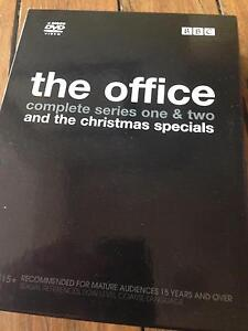 The Office (UK) - Complete Series 1 and 2 plus Christmas Specials Adamstown Newcastle Area Preview