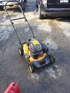 Cub cadet self propelled lawnmower forsale in bolton