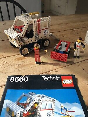 Lego 8660 Arctic Rescue Unit