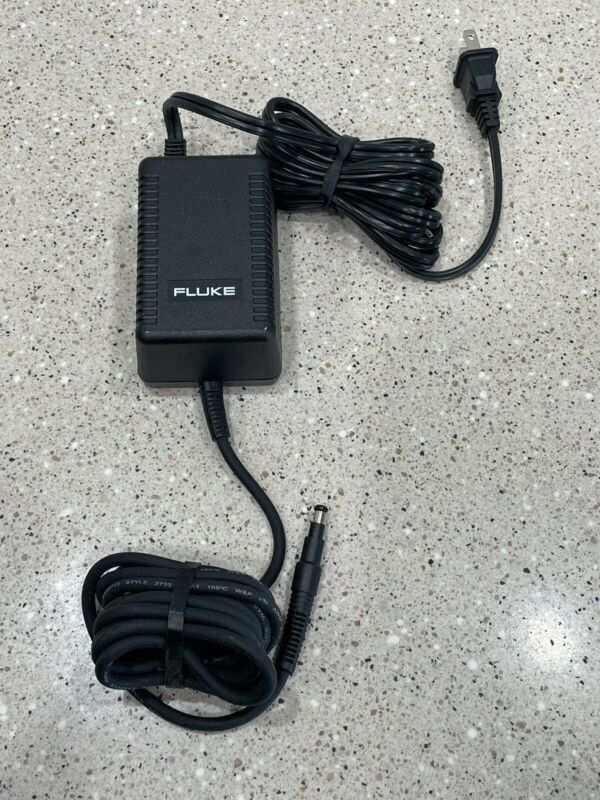 *Genuine* Fluke BC190/813 Power Supply Adapter For Scopemeter 190 Ser New No Box