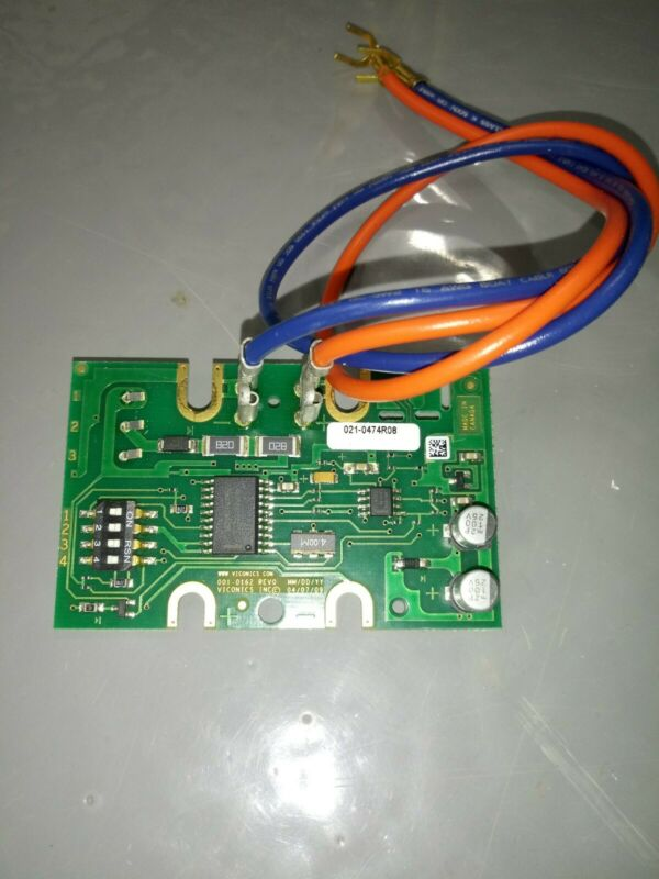 Viconics Replacement Circuit Board For R820 Model #021-0474R08