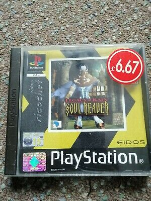 Legacy of Kain Soul Reaver- Sony Playstation 1
