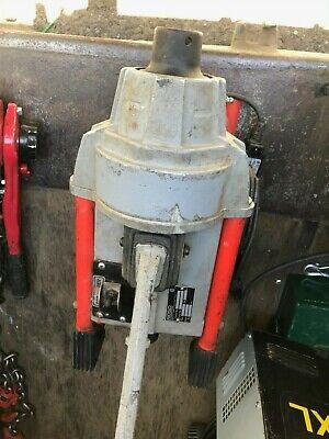 Ridgid K-60sp Sectional Drain Cleaning Machine