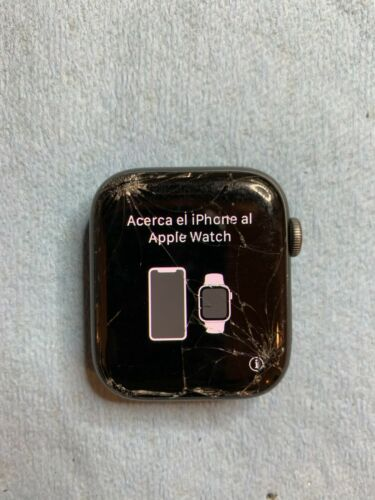 Apple Watch Series SE Cracked Screen Repair Service (Glass Only)-Mail in Service