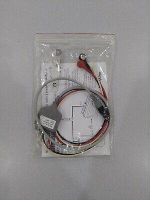 Welch Allyn 3 Lead Ecg Cable 008-0676-00 Micropaq Propaq Lt New Oem
