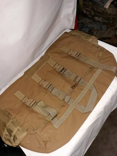 USGI USMC LBT-6130A MOLLE Sleep System Pouch New Coyote Brown