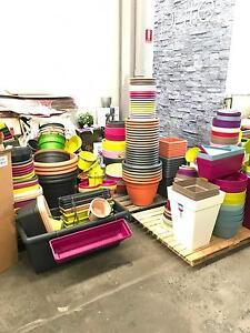 Importer relocating sale, in-outdoor flowerpots 1000's of pots!! Taren Point Sutherland Area Preview