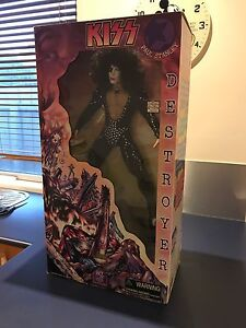 Paul Stanley KISS Destroyer Doll Newport Hobsons Bay Area Preview
