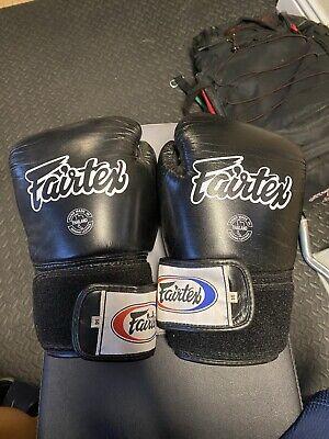 Fairtex 14 oz Muay Thai/MMA Boxing Gloves