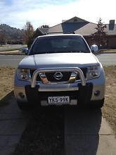 2009 Nissan Pathfinder Wagon Banks Tuggeranong Preview