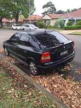 Holden astra  very good engine A1 but flat  battery Casula Liverpool Area Preview