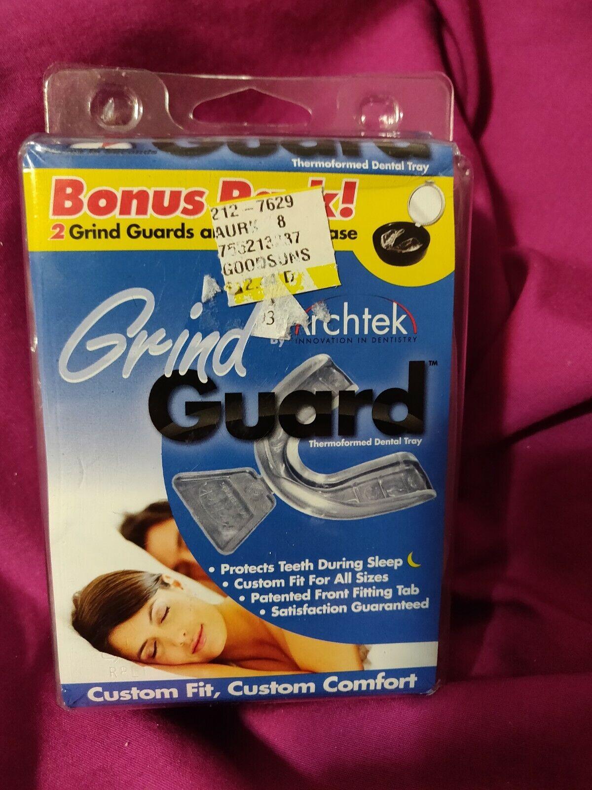 2 for 1 Bonus Pack! Grind Guard - Relieves Symptoms Associat
