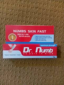 extra strong numbing cream