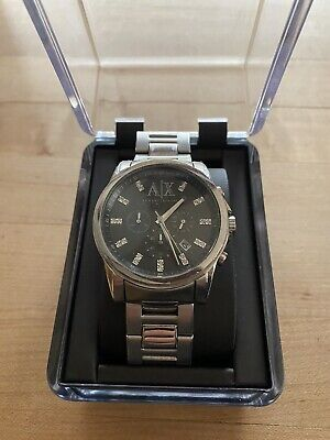 Mens Armani Exchange Chronograph Watch AX2092