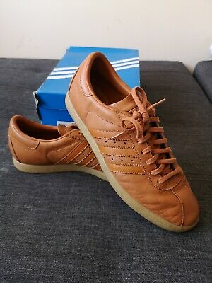 adidas tobacco size 11 rare leather deadstock