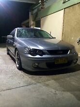 2002 XR6 turbo Strathfield Strathfield Area Preview