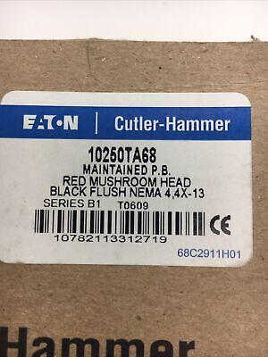 Eaton - Cutler Hammer 10250ta68 Heavy-duty Pushbutton Operator
