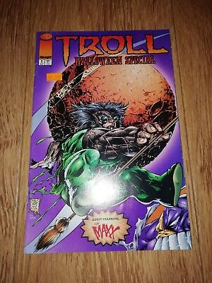 TROLL * HALLOWEEN SPECIAL * IMAGE COMIC #1 OCTOBER 1994