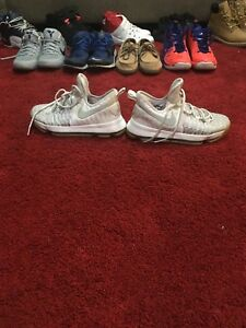 Nike Kd 9 basketball shoes great condition