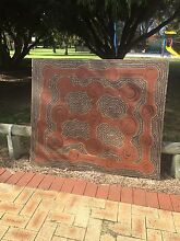 Aboriginal Dot Painting City Beach Cambridge Area Preview
