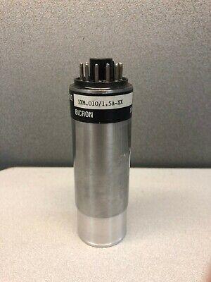 Bicron Scintillation Detector 1xm.0101.5a-xx