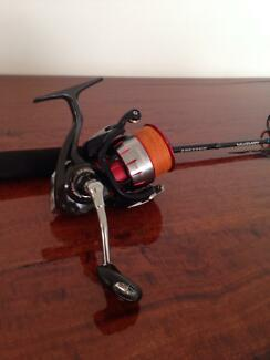 Daiwa rod and reel Adelaide CBD Adelaide City Preview