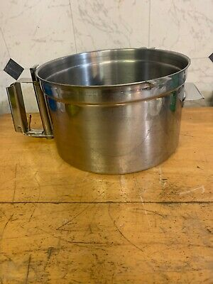 Robot Coupe R502 5.5 Qt Stainless Steel Work Bowl Part Only R4n R4y R502e R502y