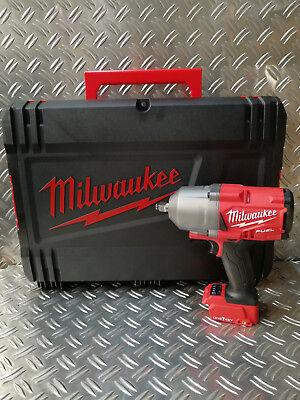 "Milwaukee Akku-Schlagschrauber 1/2"" M18 ONEFHIWF12-0X in HD Box (alt M18CHIWF12)"