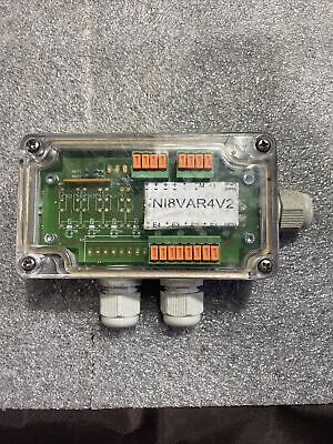 Four Relay Switch Module Board 24vdc