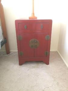 Chinese Cabinets - Matching Pair Killarney Vale Wyong Area Preview