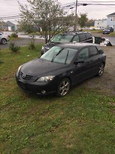 Mazda 3 hatch 2006 2.3