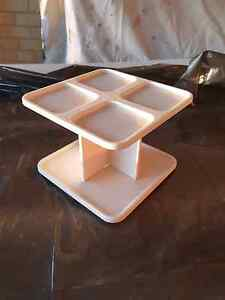 Tupperware Spice Carousel - Cream Tapping Wanneroo Area Preview