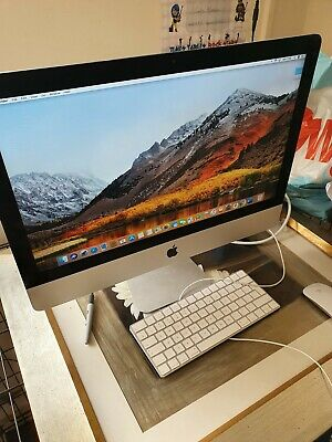Apple imac 21.5 2017 1tb 8gb brilliant condition see pictures