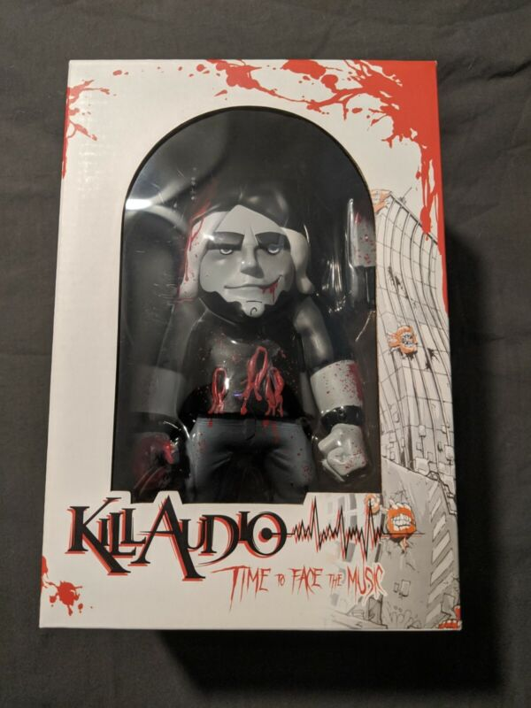 Kill Audio Vinyl Figure Bloody