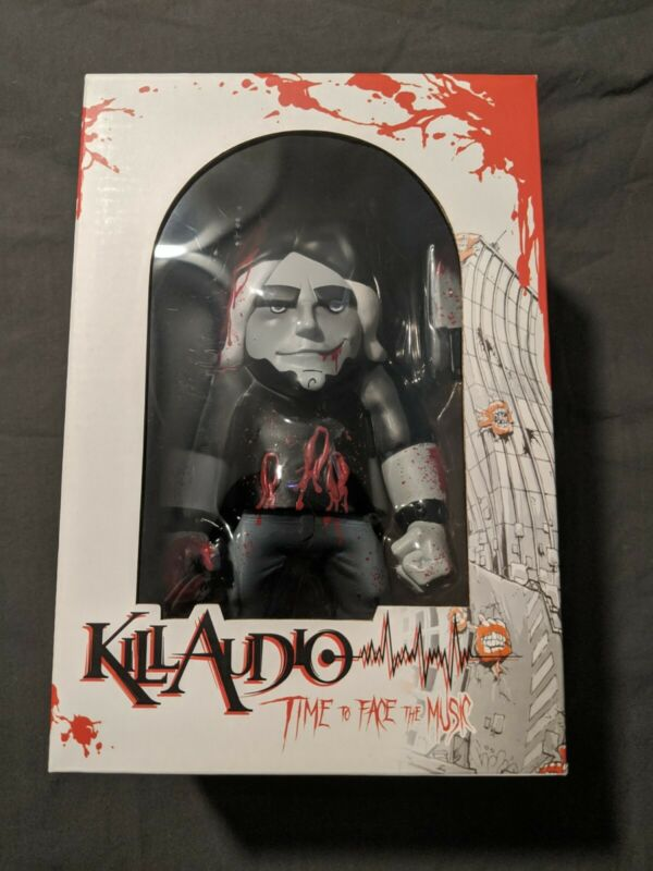 Kill Audio Vinyl Figure Bloody