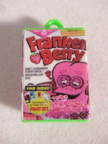VTG FRANKENBERRY GENERAL MILLS CEREAL CRACKER JACK/ GUMBALL CHARM