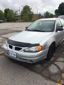 2003 Pontiac Grand am selling cheap runs great
